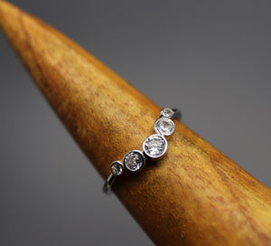 Diamond ash jewelry