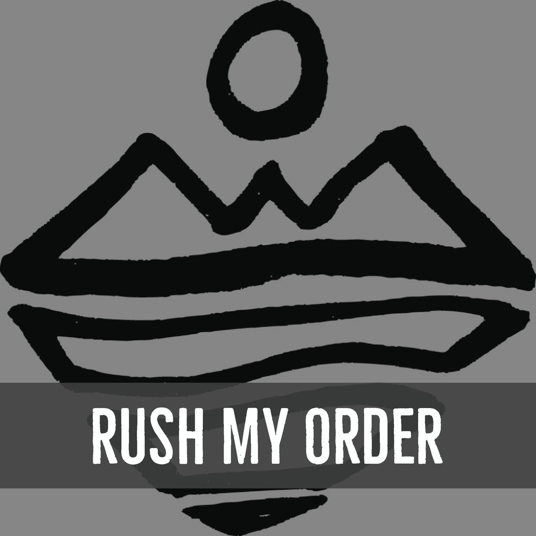 Rush Order, Order Add On - Ashley Lozano Jewelry
