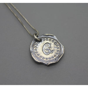 Hancrafted Cremation Necklace - Ashley Lozano Jewelry