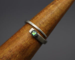 Handmade cremation jewelry