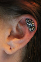 Rose Ear Cuff - Ashley Lozano Jewelry