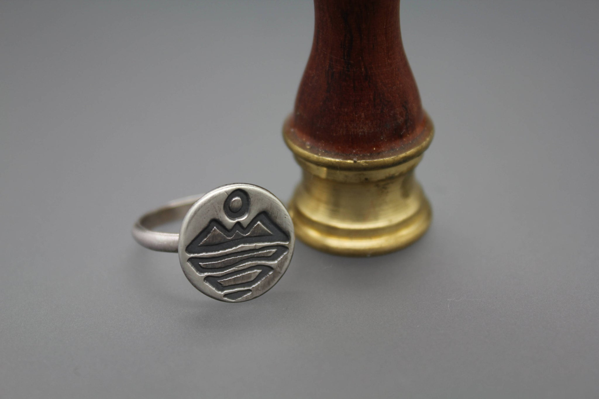 Custom Wax Seal Ring