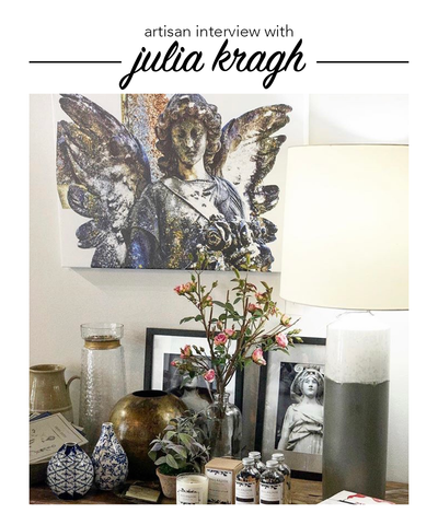 Artist Spotlight // Interview with Julia Kragh