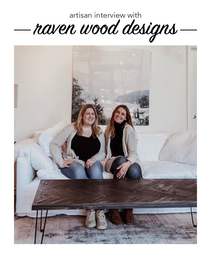 Artist Spotlight // Interview with Raven Wood Designs, Nicci Wyels