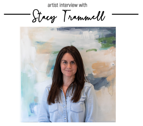 Artist Spotlight // Interview with Stacy Trammell