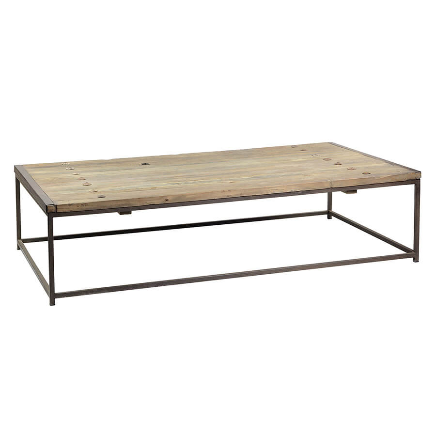 Porte Coffee Table - Amethyst Home