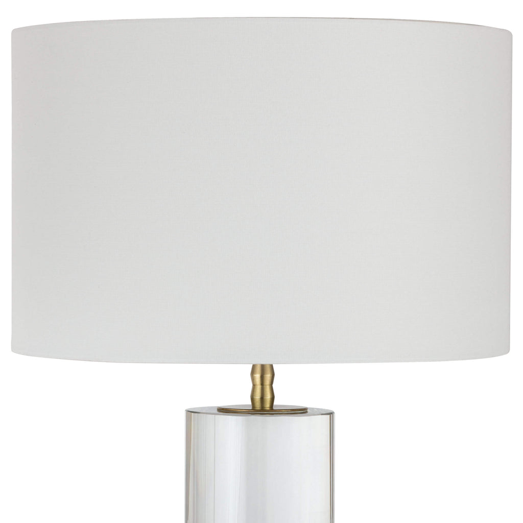 Juliet Crystal Large Table Lamp - Amethyst Home