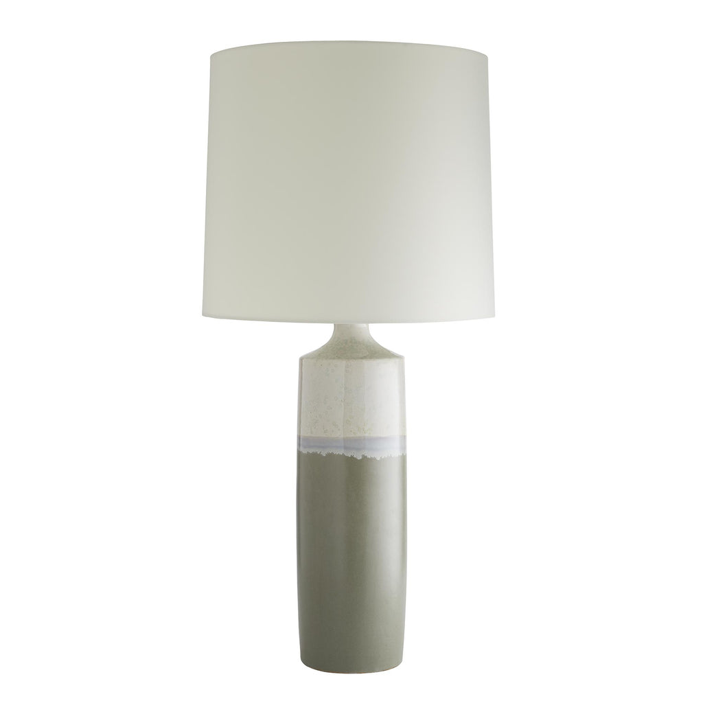 Glazed Lamp - Amethyst Home
