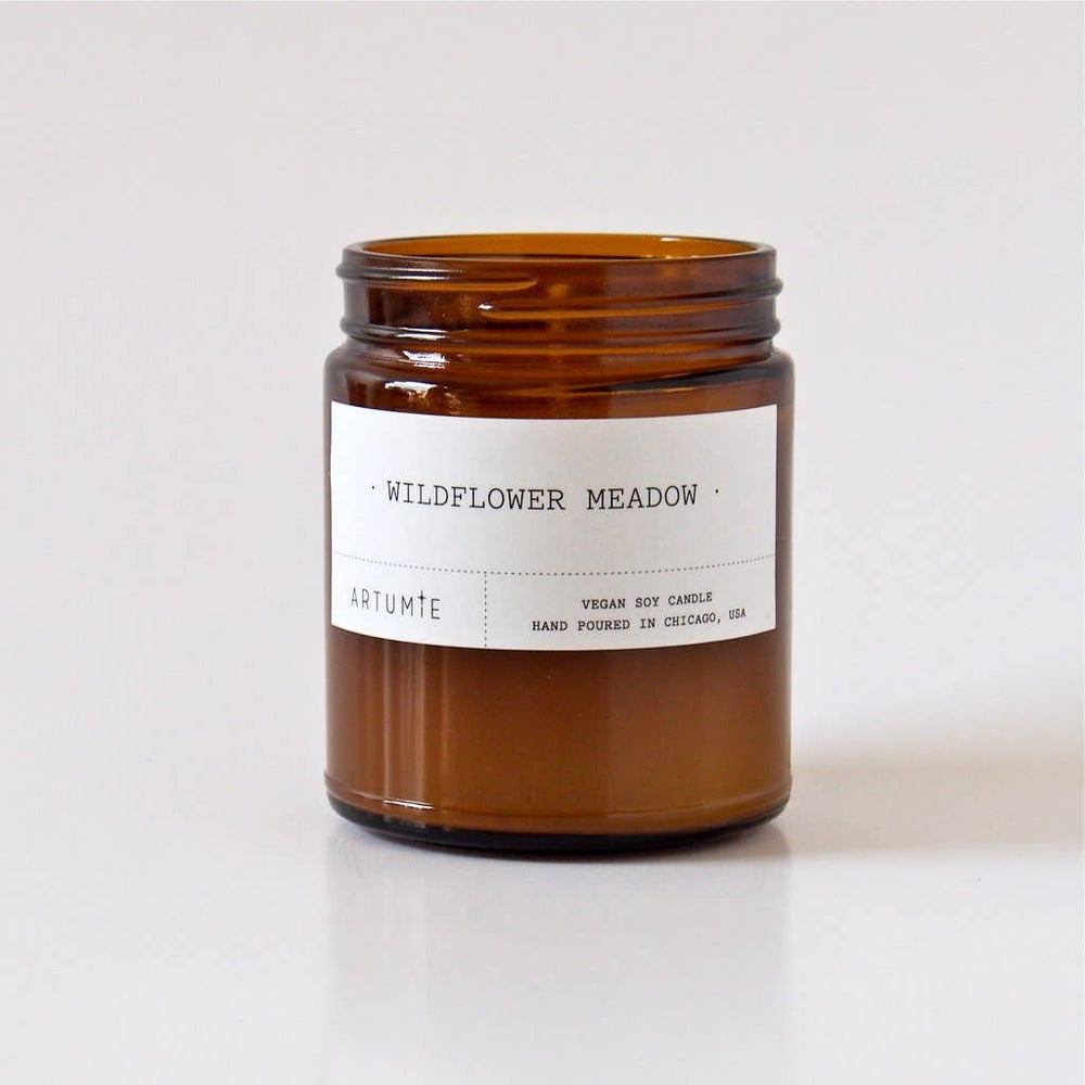 Wildflower Meadow Soy Candle