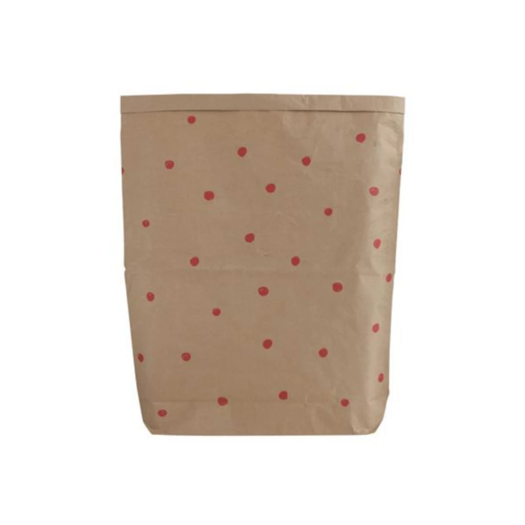 Paper Bag - Polka Dot - Amethyst Home