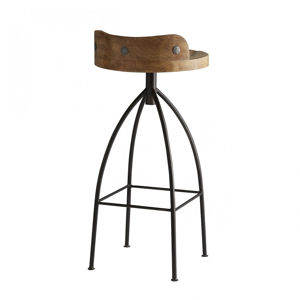 Hinkley Bar Stool - Amethyst Home