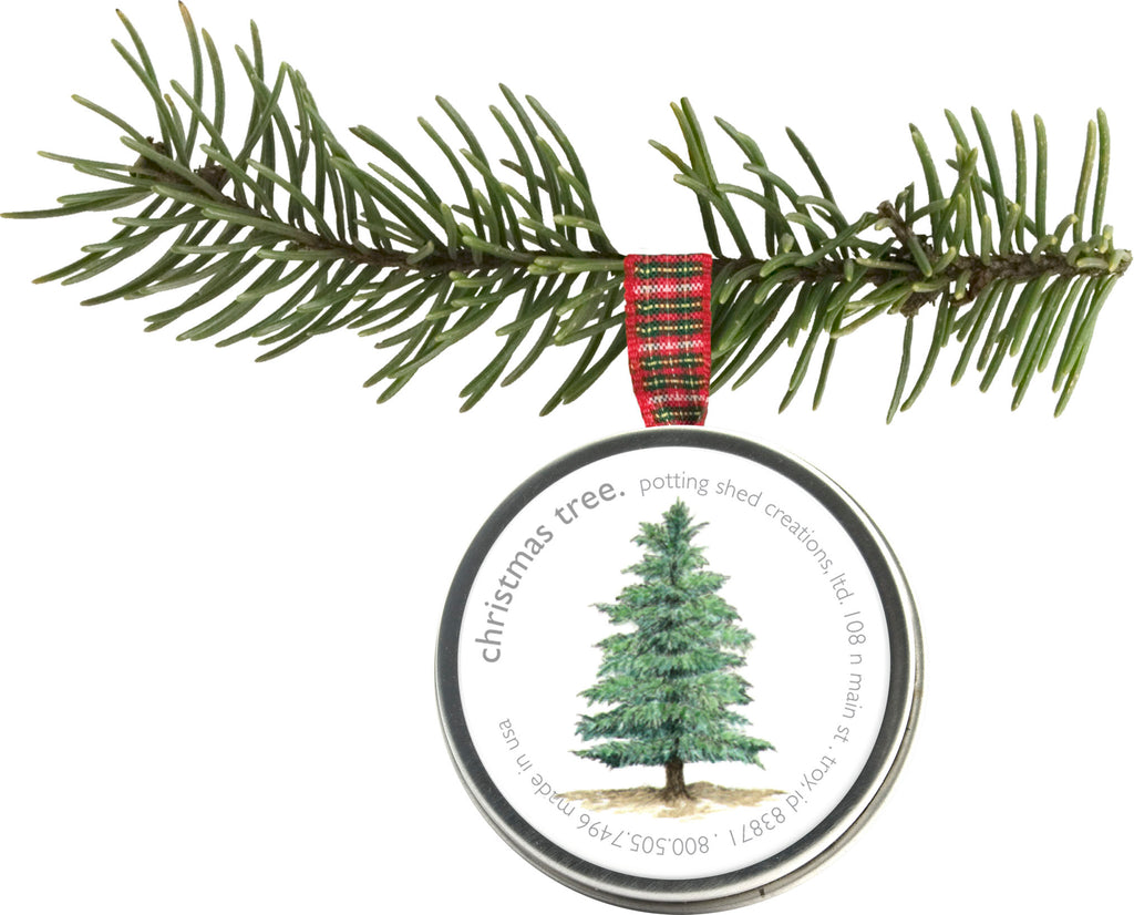 Potting Shed Creations - Holiday Ornament Yule Tree