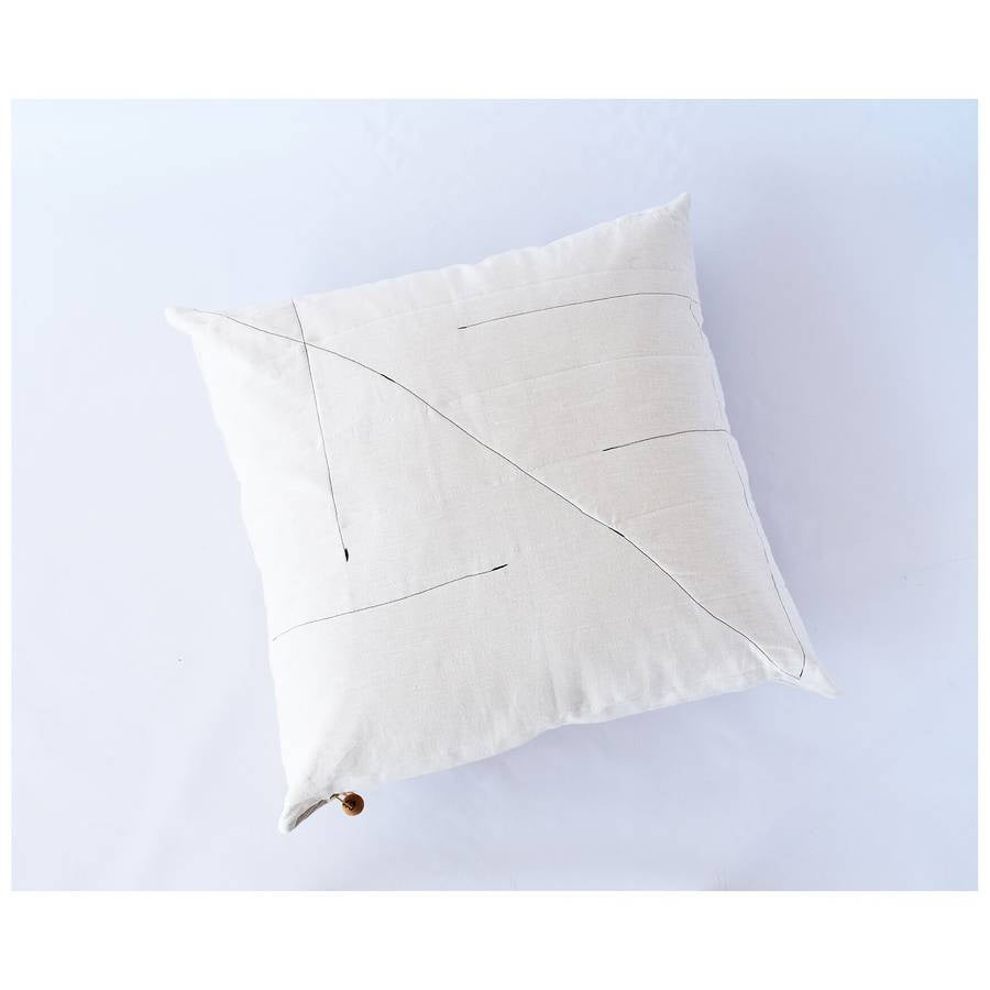 Nami Linen Floor Pillow
