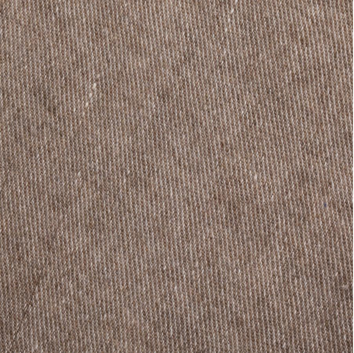 Gorgeous hand-crafted Alpaca throw -- in an XXL size! Beautiful for draping at the end of a bed, curling up with a movie, or draped over a sectional sofa.  Woven in Belgium using tradition weaving techniques, Cameron features a lightweight Belgian linen warp with an incredibly soft Alpaca weft. The interplay of Belgian linen and Alpaca creates a luxurious touch and gorgeous visual texture.