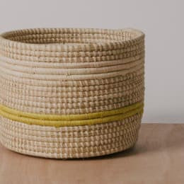 Sun + Natural Storage Basket