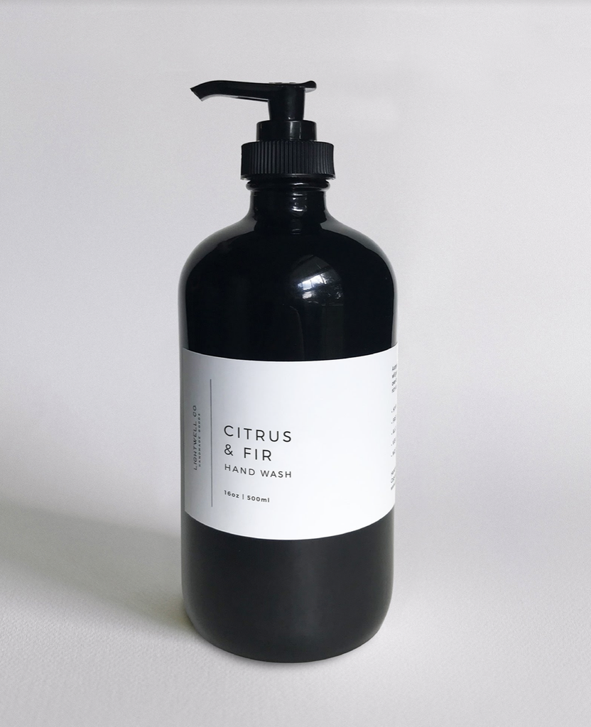 Citrus & Fir Hand Wash