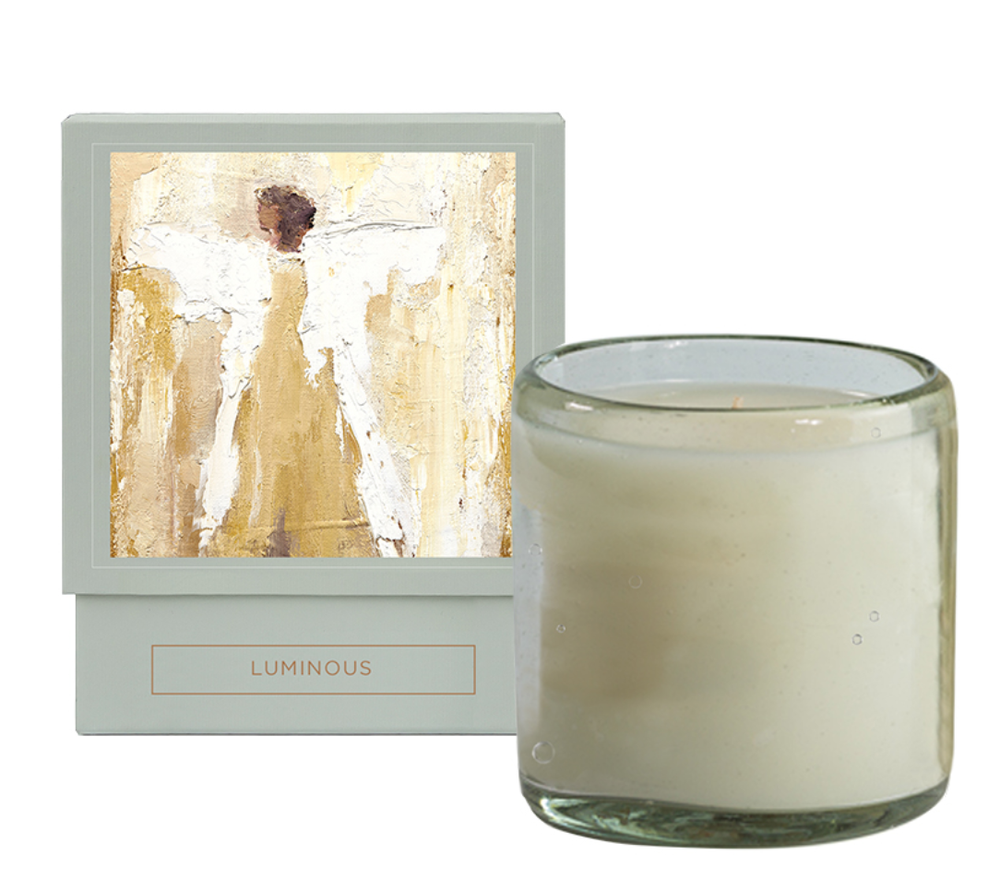 """Luminous"" Candle Gift Set"