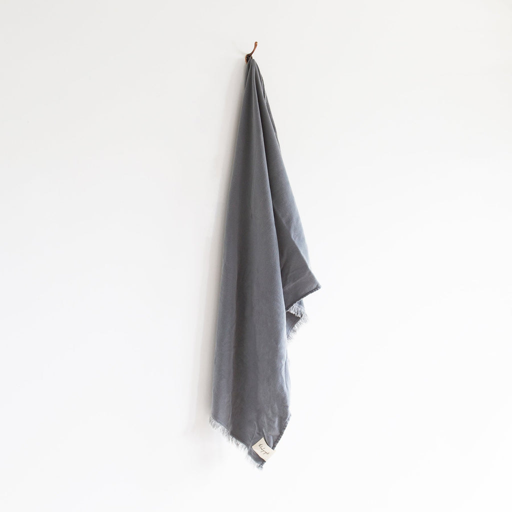 Stonewashed Bath Towel