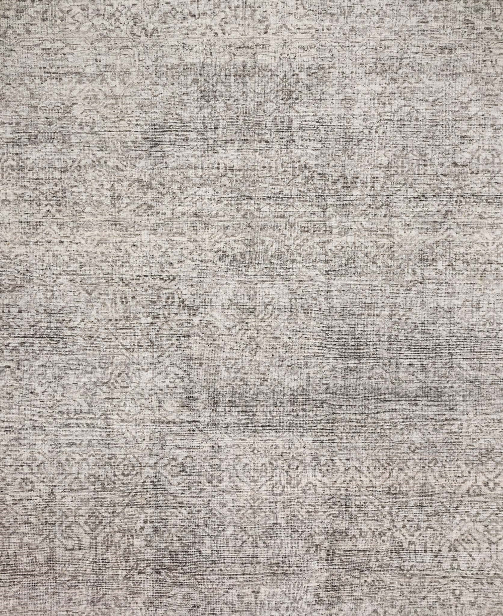 Hand-knotted in India of 100% wool, the Amara Collection creates a casual yet refined vibe with high-end appeal.  Hand Knotted 100% Wool AMM-04 Ivory/Taupe