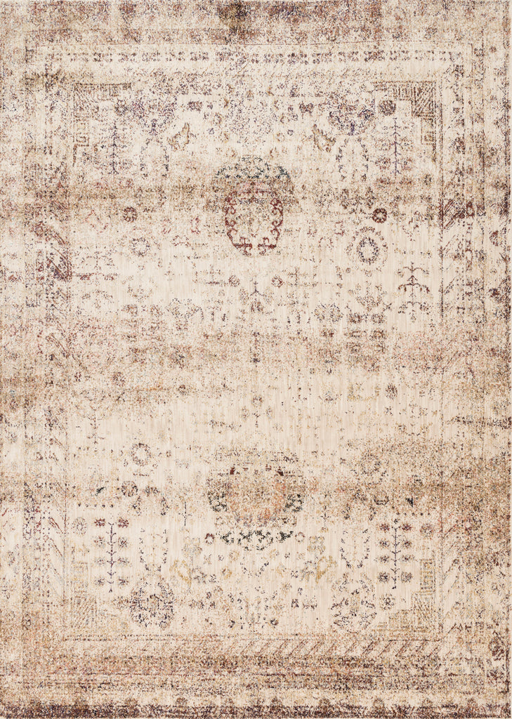 Ornate traditionals distressed and full of character are modernized by illuminating color-ways in the Anastasia collection. Anastasia not only is durable and easy care, but gives the appearance of being a fine rug made by hand. The intricate detail, luster of colors, and unbeatable price point establish the value of this outstanding collection. Anastasia is available in various sizes including rounds and runners.  Power Loomed 75% Polypropylene | 25% Polyester AF-01