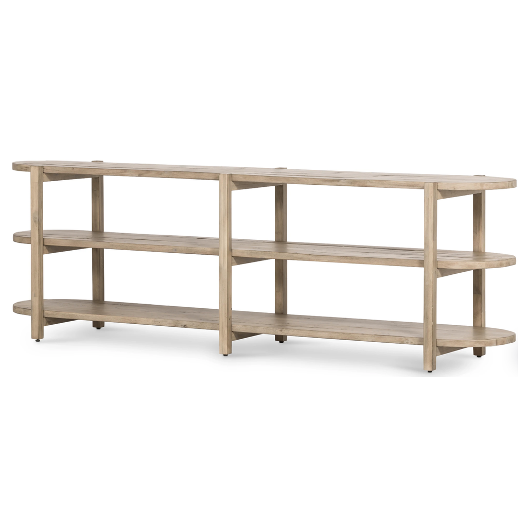 Babs Media Console - Amethyst Home