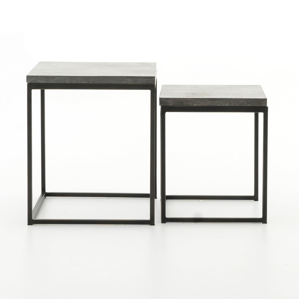 Harlow Nesting Tables - Set of 2 - Amethyst Home