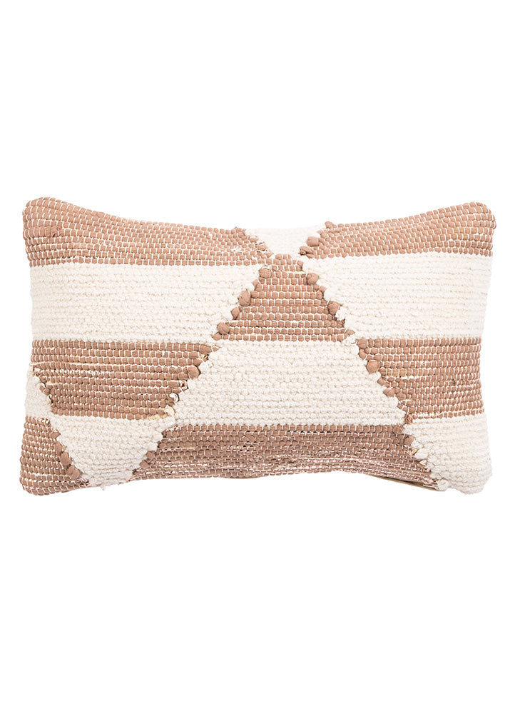 "Designer Nikki Chu has envisioned the perfect pillows to punch up spaces with a sense of style. From natural linen looks, to velvety sheens, these are the go-to for glam accents.  Materials: 70% Cotton / 20% Wool / 10% Faux leather Size: 16"" x 24"""