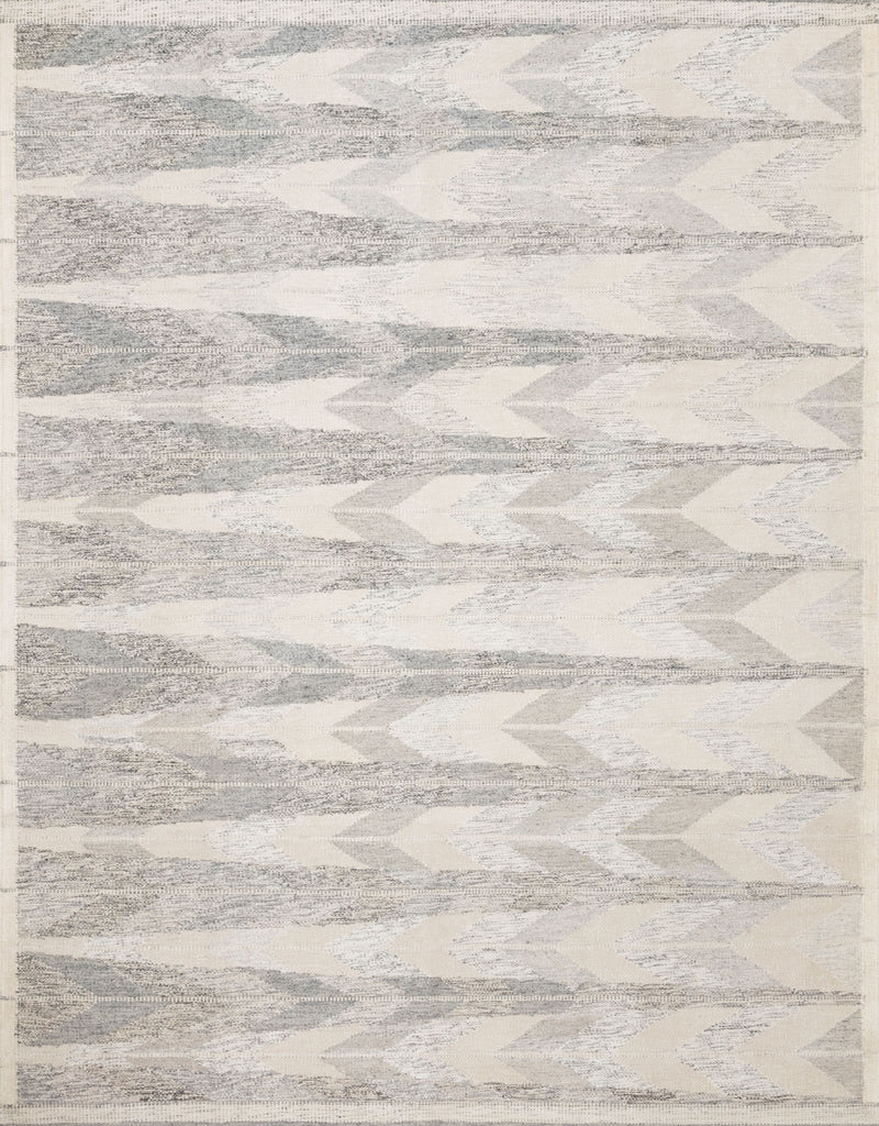 Evelina Pewter/Silver Rug