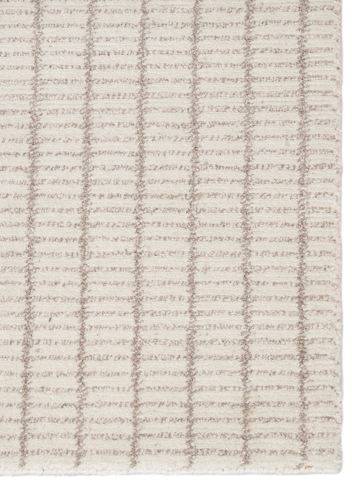 Grove Lily White/Desert Taupe Rug - Amethyst Home