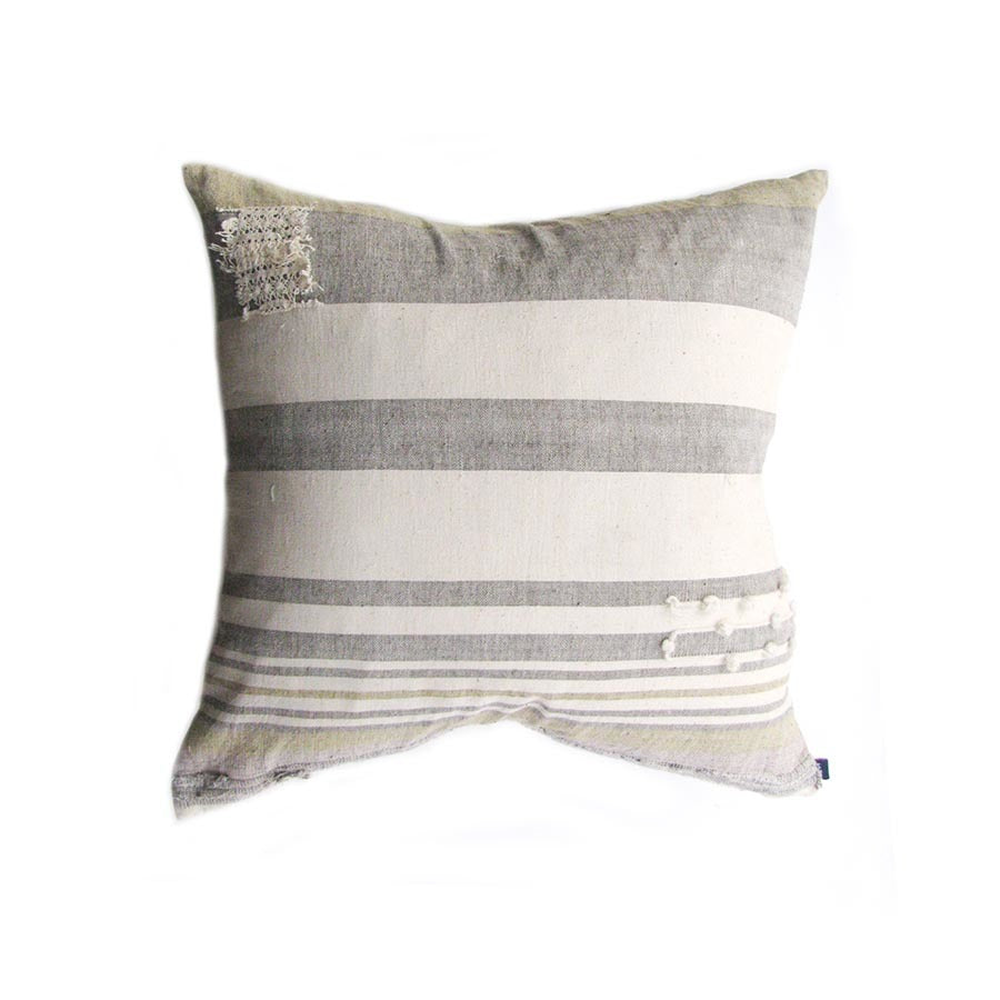 Gaura Organic Pillow - Amethyst Home