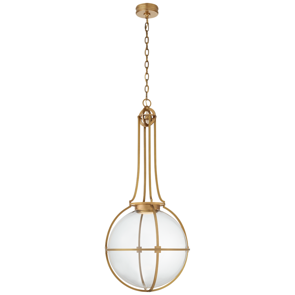 Gracie Grande Captured Globe Pendant
