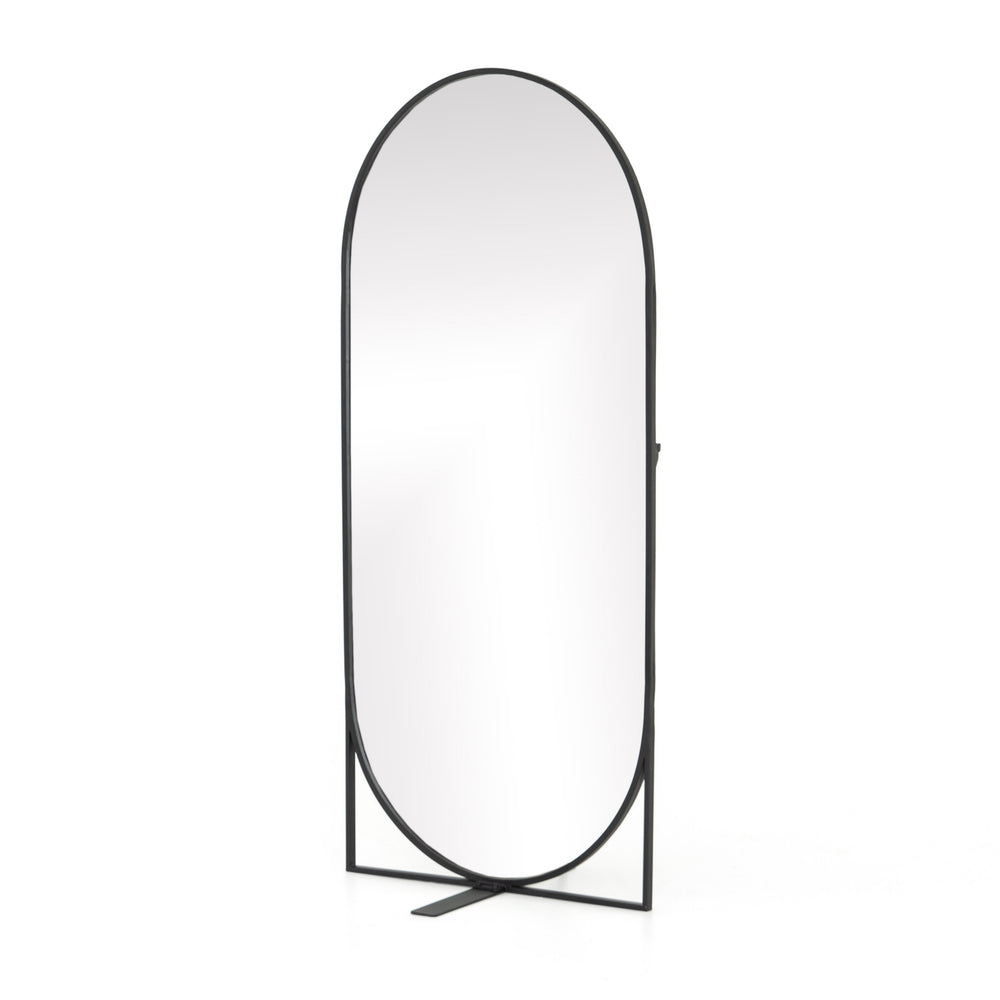 Bogart Floor Mirror - Amethyst Home