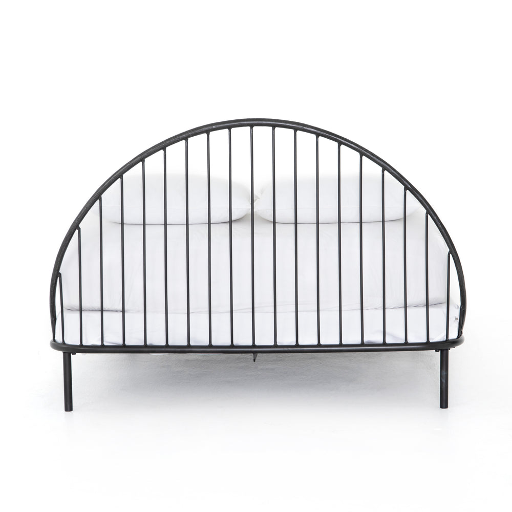 Waverly Iron King Bed - Amethyst Home