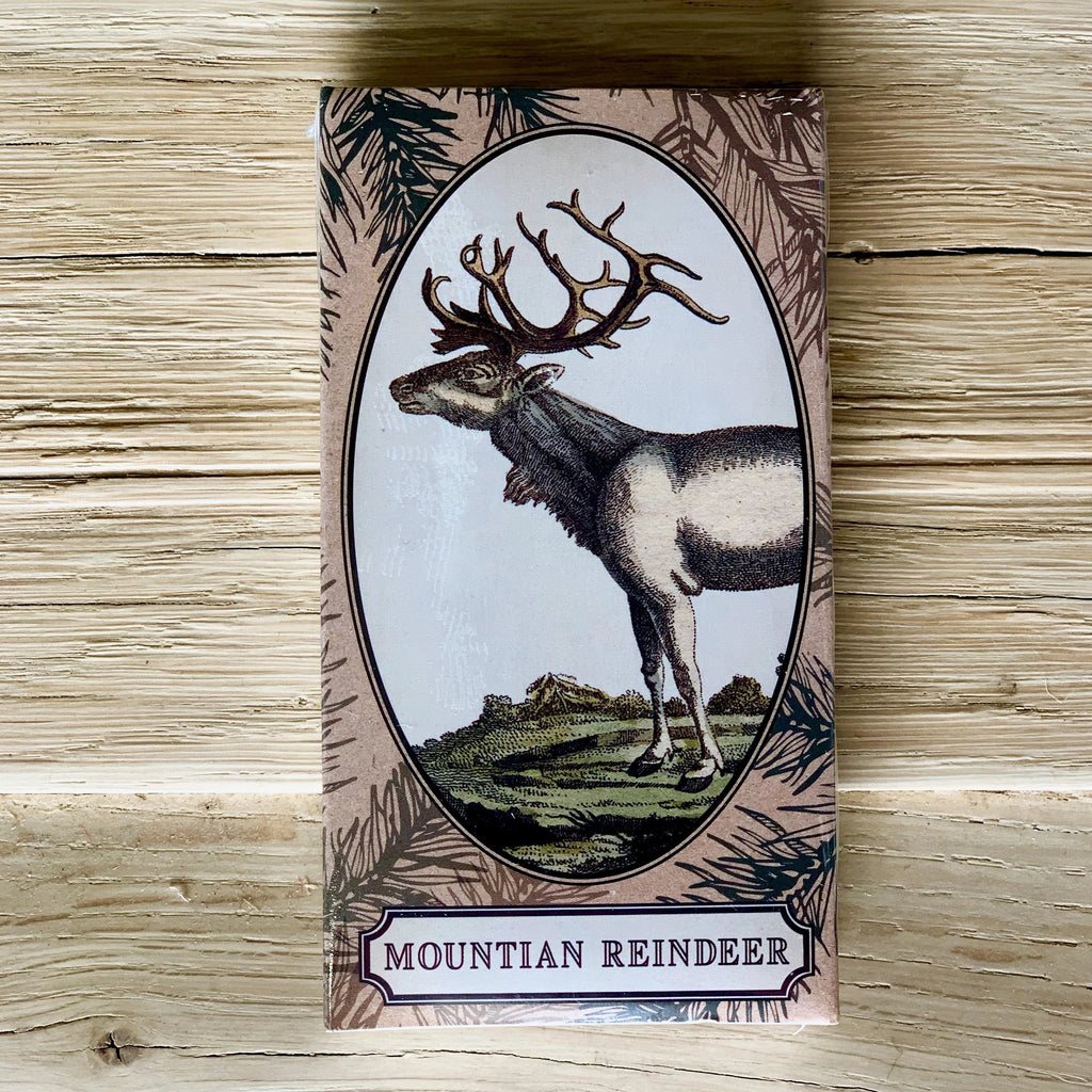 Reindeer Match Box - Amethyst Home