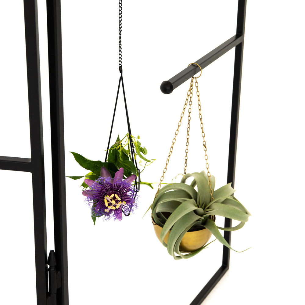 Durango Outdoor Hanging Plant Stand - Amethyst Home