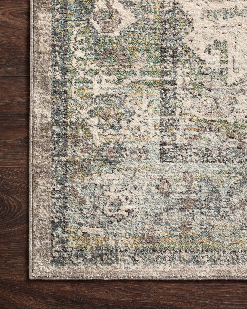 Designed for looks and engineered for long-lasting durability, the Javari Collection takes the floor to new heights. The distressed all-over patterns are modernized through bold colors that enliven and transform the rugs' surroundings, while the power-loomed polyester and polypropylene construction ensures very limited shedding.