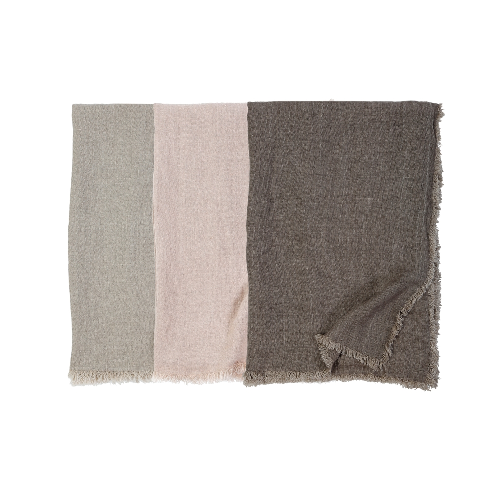 Laurel Pebble Oversized Throw