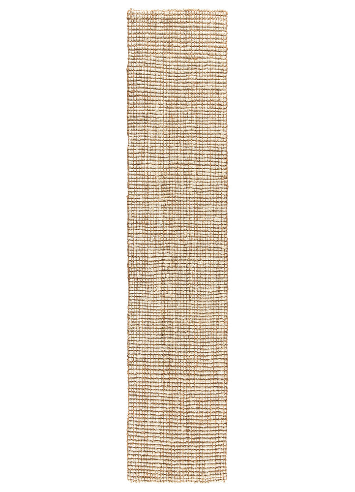 This collection is made of 100% woven natural jute, and can be sure to become a staple in any style of home.  Naturals Construction 100% Jute NAL02