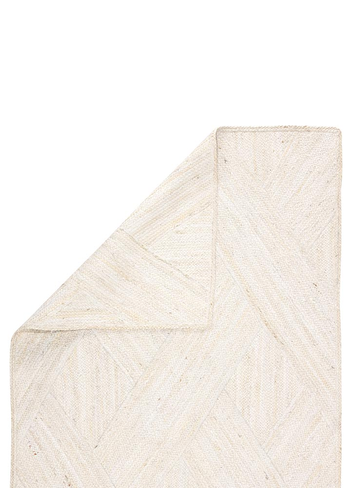 Naturals Marshmallow/Antique White Tobago Rug - Amethyst Home