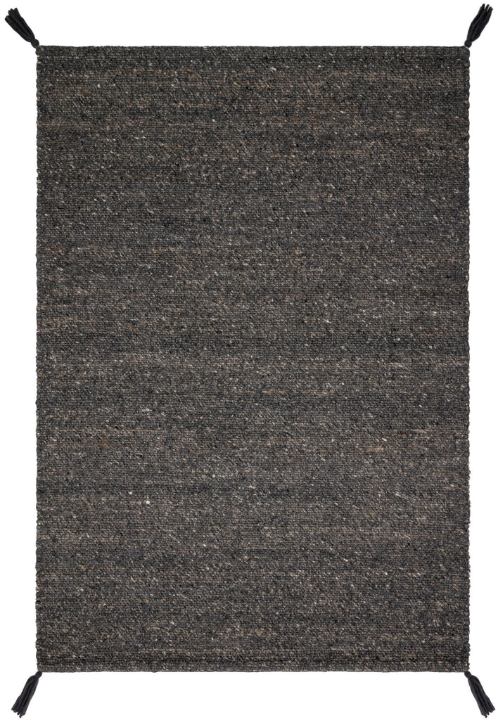 Oakdell Charcoal Rug - Amethyst Home