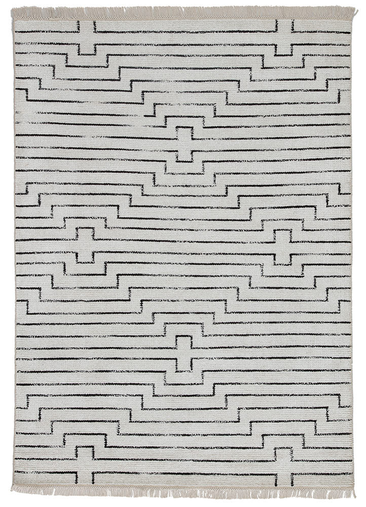 Satellite Vaporous Gray/Raven Rug
