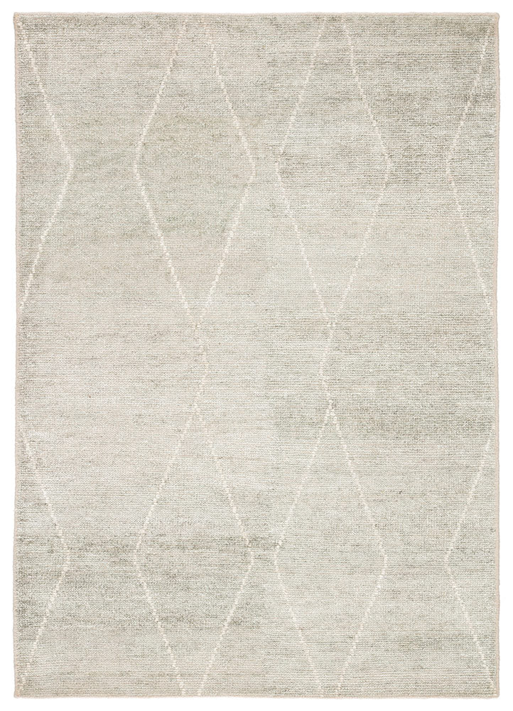 Satellite Foggy Dew/Mineral Gray Rug