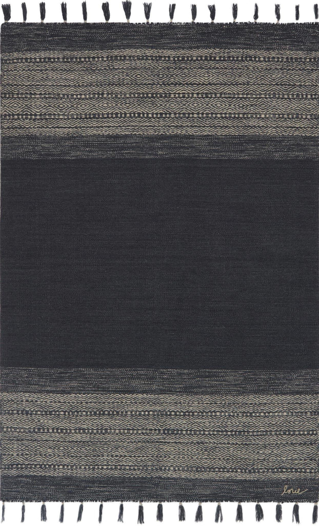Solano Ink Rug - Amethyst Home