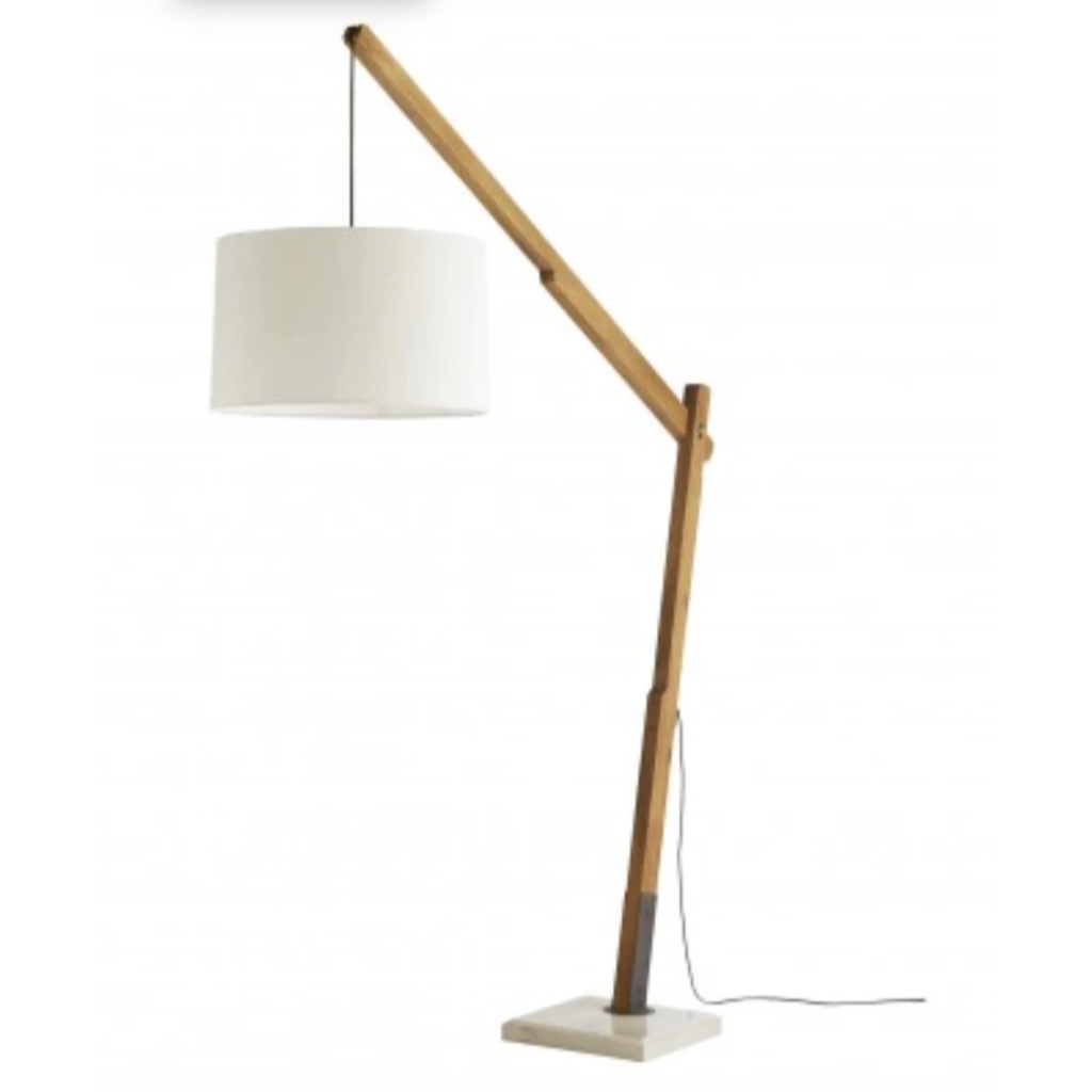 Sansa Floor Lamp - Amethyst Home
