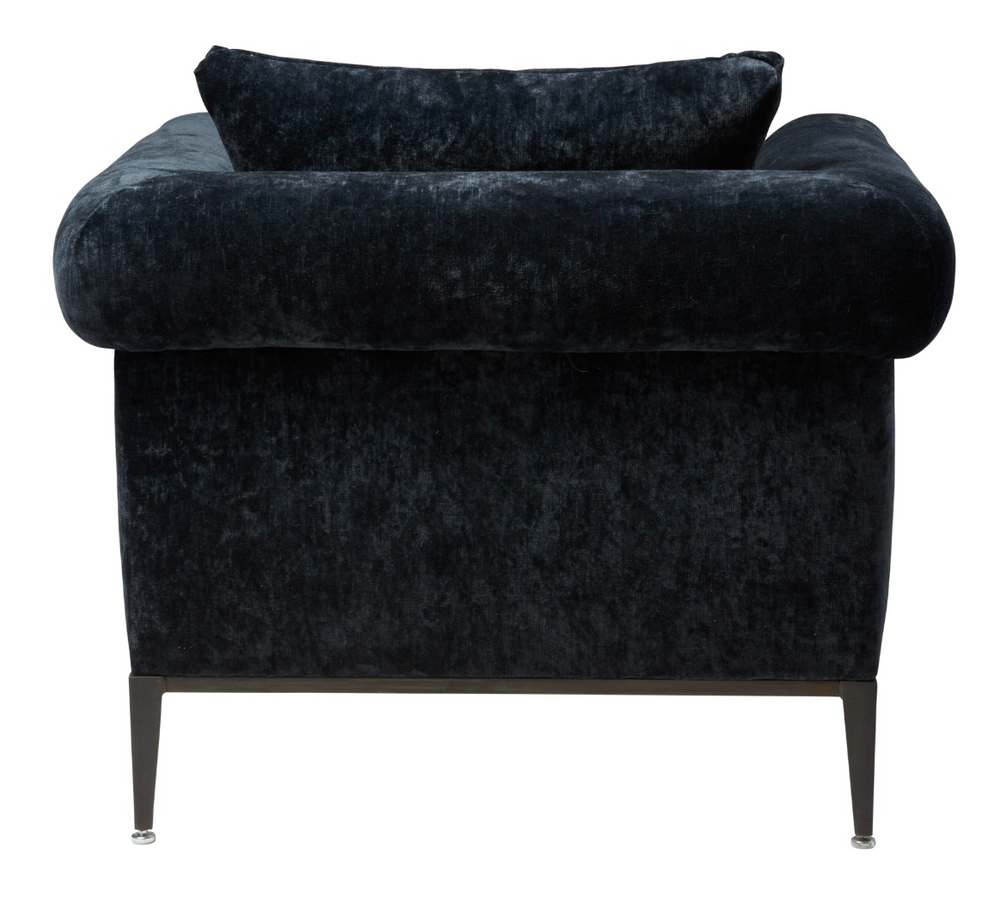 Henry Velvet Chair - Amethyst Home