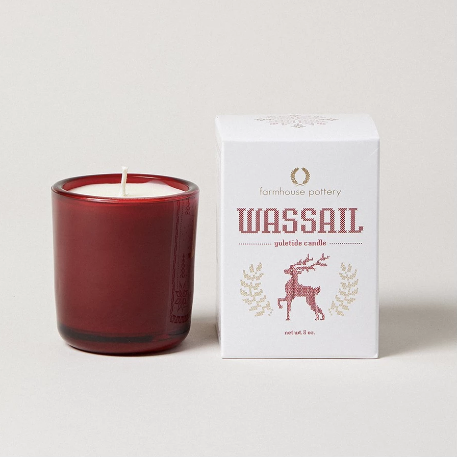 Wassail Limited Edition Holiday Candle