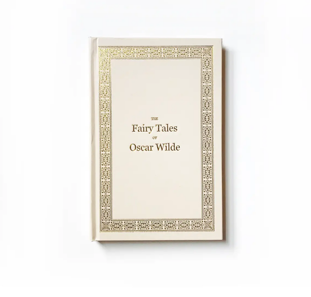 The Fairy Tales of Oscar Wild Hardcover - Amethyst Home
