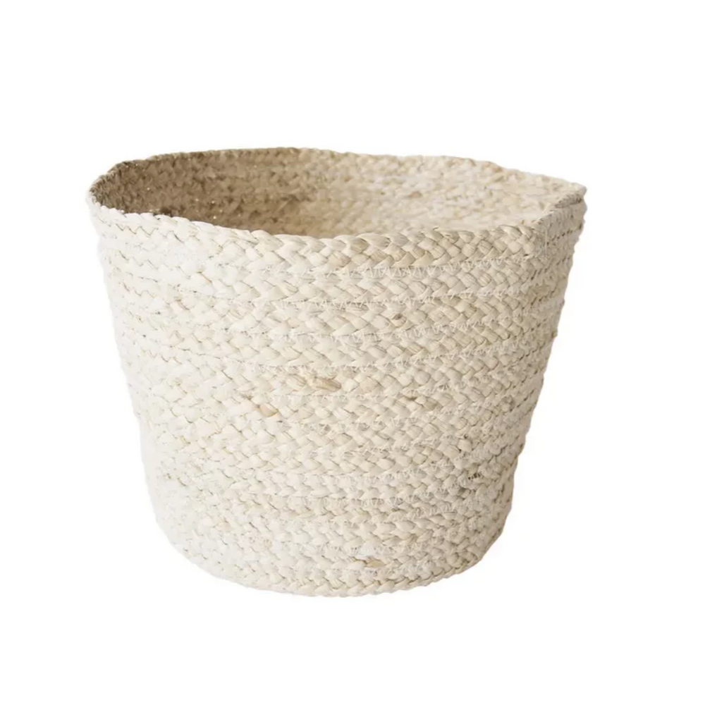 Corn Leaf Basket