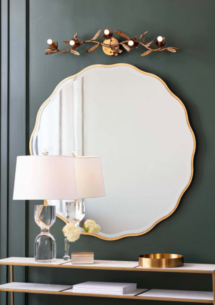 Candice Mirror - Amethyst Home