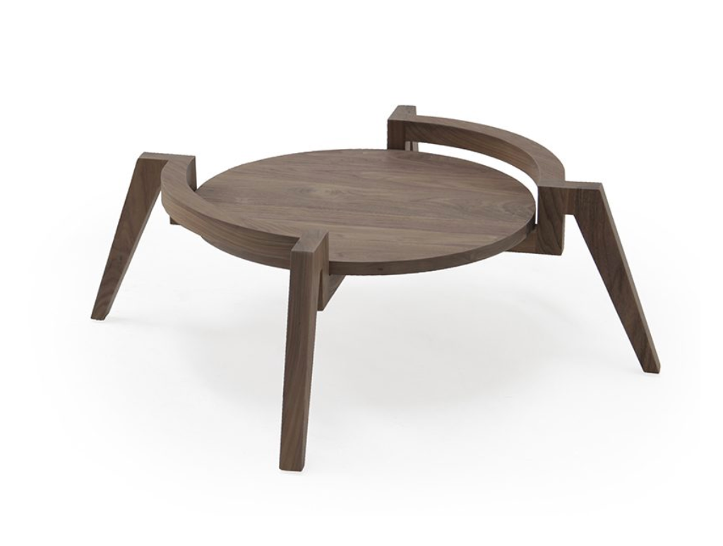 Bench-crafted with sustainably harvested hardwood in our North Carolina atelier, the Ghent Round Table family is a Verellen Essential.  Available to order in Walnut or Ash wood finishes. All tables come with a protective sealer.